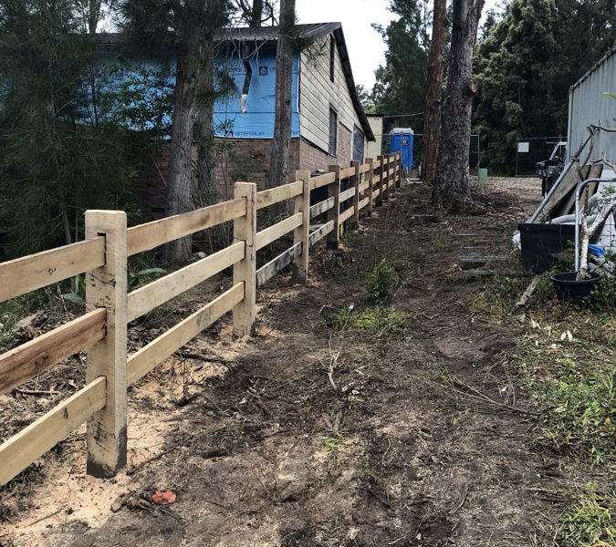 Boundary and Subdivision Fencing